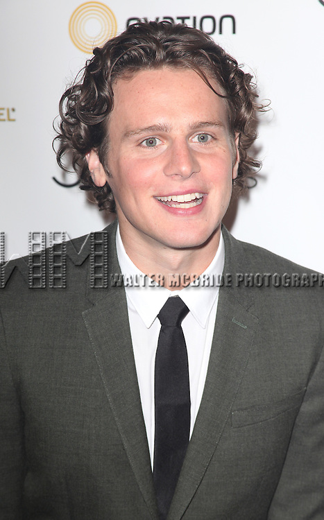 Jonathan Groff.attending the 56th Annual Drama Desk Awards Arrivals at Hammerstein Ballroom in New York City.