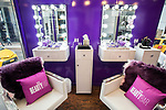 VH1 Beauty Bar Glass Truck