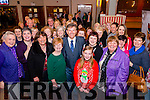 Daniel O'Donnell surrounded by his fans.