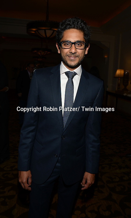 Adhir Kalyan attends the Academy Of Television Arts & Science Daytime Programming  Peer Group Celebration for the 40th Annual Daytime Emmy Awards Nominees party on June 13, 2013 at the Montage Beverly Hills in Beverly Hills, California.