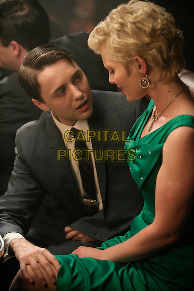 VINCENT KARTHEISER & HEATHER KLAR.in Mad Men (Episode 1) .**Filmstill - Editorial Use Only**.CAP/FB.Supplied by Capital Pictures