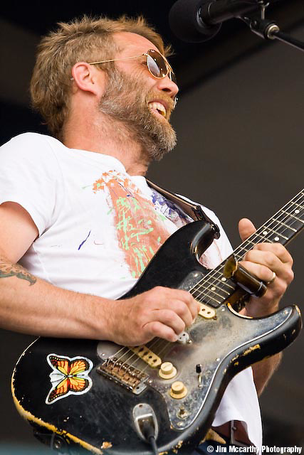 Anders Osborne at Jazz Fest 2009