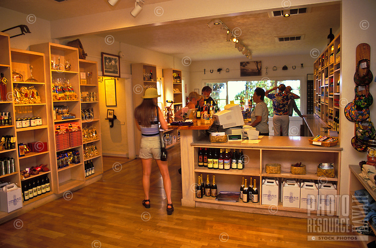 The Tedeschi Winery store offers a wide assortment of savory wines and assorted gifts for the discriminating shopper. Located in up-country Maui.