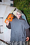Pictured at the Halloween Festival in Knocknagoshel on Sunday night was Daniel Welsh, Knocknagoshel.