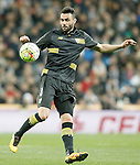 Sevilla's Vicente Iborra during La Liga match. March 20,2016. (ALTERPHOTOS/Acero)