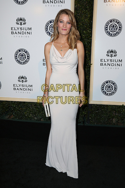 LOS ANGELES, CA - JANUARY 7: Ashley Hinshaw at the The Art Of Elysium Tenth Annual Celebration 'Heaven' Charity Gala at Red Studios i Los Angeles, California on January 7, 2017. <br /> CAP/MPI/PA<br /> &copy;PA/MPI/Capital Pictures