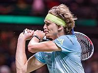 Rotterdam, Netherlands, 12 Februari, 2018, Ahoy, Tennis, ABNAMROWTT, Alexander Zverev (GER), <br /> Photo:tennisimages.com