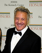 Dustin Hoffman arrives for the formal Artist's Dinner honoring the recipients of the 2012 Kennedy Center Honors hosted by United States Secretary of State Hillary Rodham Clinton at the U.S. Department of State in Washington, D.C. on Saturday, December 1, 2012. The 2012 honorees are Buddy Guy, actor Dustin Hoffman, late-night host David Letterman, dancer Natalia Makarova, and the British rock band Led Zeppelin (Robert Plant, Jimmy Page, and John Paul Jones)..Credit: Ron Sachs / CNP