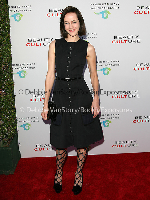 Jena Malone at The opening of BEAUTY CULTURE, a photographic exploration of how feminine beauty is defined, challenged and revered in modern society held at Annenberg Space for Photography in Century City, California on May 19,2011                                                                               © 2011 Hollywood Press Agency