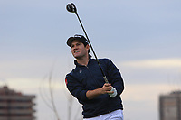 Ricardo Gouveia (POR) on the 2nd tee during Round 4 of the Open de Espana 2018 at Centro Nacional de Golf on Sunday 15th April 2018.<br /> Picture:  Thos Caffrey / www.golffile.ie<br /> <br /> All photo usage must carry mandatory copyright credit (&copy; Golffile   Thos Caffrey)