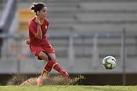 Claudia Ciccotti of AS Roma  fails a penalty <br /> Roma 8/9/2019 Stadio Tre Fontane <br /> Luisa Petrucci Trophy 2019<br /> AS Roma - Paris Saint Germain<br /> Photo Andrea Staccioli / Insidefoto