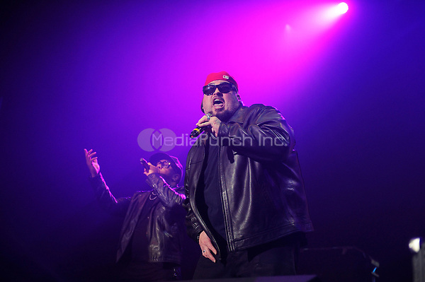 LONDON, ENGLAND - SEPTEMBER 29: Bryan Abrams of 'Color Me Badd' performing during 'I Love The 90's' at SSE Arena on September 29, 2017 in London, England.<br /> CAP/MAR<br /> &copy;MAR/Capital Pictures /MediaPunch ***NORTH AND SOUTH AMERICAS ONLY***