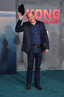 David Koechner at the premiere for &quot;Kong: Skull Island&quot; at Dolby Theatre, Los Angeles, USA 08 March  2017<br /> Picture: Paul Smith/Featureflash/SilverHub 0208 004 5359 sales@silverhubmedia.com
