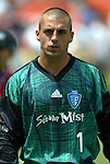 31 August 2004: John Busch. The MLS Eastern Conference All Stars defeated the MLS Western Conference All Stars 3-2 at RFK Stadium in Washington, DC in the Major League Soccer Sierra Mist All-Star Game..
