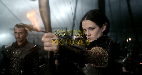 Ben Turner, Eva Green<br /> in 300: Rise of an Empire (2014) <br /> *Filmstill - Editorial Use Only*<br /> CAP/NFS<br /> Image supplied by Capital Pictures