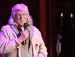 Martin Charnin performs a preview of 'Something Funny's Going On!'  at 54 Below on October 23, 2013 in New York City.