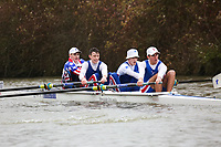 Crew: 117   MCLwt4-   Newcastle University (J Lanatta)<br /> <br /> BUCS Head 2019 - Sunday<br /> <br /> To purchase this photo, or to see pricing information for Prints and Downloads, click the blue 'Add to Cart' button at the top-right of the page.