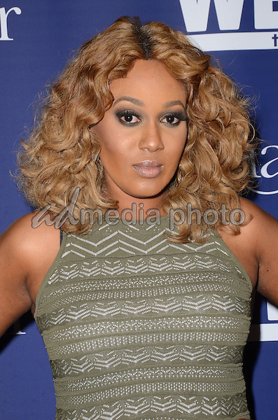 "14 July 2015 - Hollywood, California - China Upshaw. Arrivals for WE Tv's ""L.A. Hair"" premiere party held at Avalon Hollywood. Photo Credit: Birdie Thompson/AdMedia"