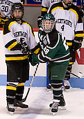 Jordan Bourgonje (WIT - 16), Alex Cottle (PSU - 28) - The visiting Plymouth State University Panthers defeated the Wentworth Institute of Technology Leopards 2-1 on Monday, November 19, 2012, at Matthews Arena in Boston, Massachusetts.