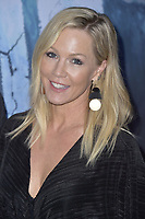 Jennie Garth at the premiere of SyFy TV-Film Zombie Tidal Wave at the Garland Hotel in Los Angeles, California August 12, 2019. Credit: Action Press/MediaPunch ***FOR USA ONLY***