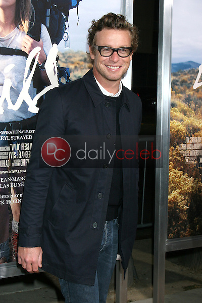"Simon Baker <br /> at the ""Wild"" Los Angeles Premiere, AMPAS Samuel Goldwyn Theater, Beverly Hills, CA 11-19-14<br /> David Edwards/Dailyceleb.com 818-249-4998"