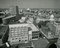 1961 August 31..Redevelopment.Downtown North (R-8)..Downtown Progress..North View from VNB Building..HAYCOX PHOTORAMIC INC..NEG# C-61-5-83.NRHA#..