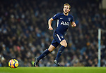 Harry Kane of Tottenham Hotspur during the premier league match at the Etihad Stadium, Manchester. Picture date 16th December 2017. Picture credit should read: Robin ParkerSportimage