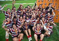 161002 Farah Palmer Cup Women's Rugby Final - Counties Manukau v Auckland
