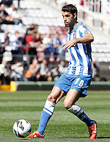 Real Sociedad's Xabi Prieto during La Liga match.April 14,2013. (ALTERPHOTOS/Acero)