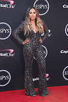 LOS ANGELES, CA - JULY 12: Ayesha Curry at The 25th ESPYS at the Microsoft Theatre in Los Angeles, California on July 12, 2017. Credit: Faye Sadou/MediaPunch