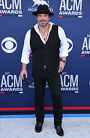 07 April 2019 - Las Vegas, NV - Lee Brice. 54th Annual ACM Awards Arrivals at MGM Grand Garden Arena. Photo Credit: MJT/AdMedia<br /> CAP/ADM/MJT<br /> &copy; MJT/ADM/Capital Pictures