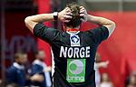 12.01.2018., Croatia, Zatika Sports Hall, Porec - European Handball Championship, Group B, 1st Round, France - Norway. Coach of Norway Zeljko Tomac. <br /> <br /> Foto &copy; nordphoto / Igor Kralj/PIXSELL