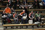 Fans aus Koblenz<br />  im Spiel TPSG FA Goeppingen - VL Koblenz / Weibern.<br /> <br /> Foto &copy; P-I-X.org *** Foto ist honorarpflichtig! *** Auf Anfrage in hoeherer Qualitaet/Aufloesung. Belegexemplar erbeten. Veroeffentlichung ausschliesslich fuer journalistisch-publizistische Zwecke. For editorial use only.