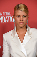 Sofia Richie at the SAG-AFTRA Foundation's Patron of the Artists Awards at the Wallis Annenberg Center for the Performing Arts. Beverly Hills, USA 09 November  2017<br /> Picture: Paul Smith/Featureflash/SilverHub 0208 004 5359 sales@silverhubmedia.com