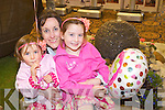 Ava, Marry and Shauna Moriarty, Curraheen pictured at the Kerry Home and Garden Show at the Brandon Hotel on Saturday.