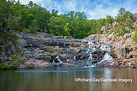 65045-01308 Rocky Falls, Ozark National Scenic Riverways, MO