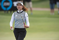 Sarah Oh during the 3rd round of the VIC Open, 13th Beech, Barwon Heads, Victoria, Australia. 09/02/2019.<br /> Picture Anthony Powter / Golffile.ie<br /> <br /> All photo usage must carry mandatory copyright credit (&copy; Golffile | Anthony Powter)