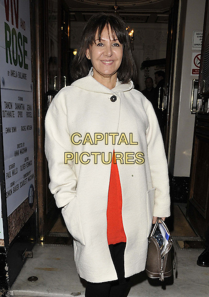 LONDON, ENGLAND - JANUARY 29: Arlene Phillips attends the &quot;Di and Viv and Rose&quot; press night, Vaudeville Theatre, The Strand, on Thursday January 29, 2015 in London, England, UK. <br /> CAP/CAN<br /> &copy;Can Nguyen/Capital Pictures