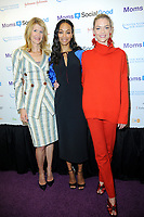 www.acepixs.com<br /> May 4, 2017  New York City<br /> <br /> Laura Dern, Zoe Saldana and Jaime King attending the kick off event for  Moms + SocialGood Global Moms Relay campaign founded by Johnson &amp; Johnson and United Nations Foundation to improve the wellbeing of families around the world on May 4, 2017 in New York City.<br /> <br /> Credit: Kristin Callahan/ACE Pictures<br /> <br /> <br /> Tel: 646 769 0430<br /> Email: info@acepixs.com
