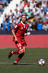 Samir Nasri of Sevilla FC in action during their La Liga match between Deportivo Leganes and Sevilla FC at the Butarque Municipal Stadium on 15 October 2016 in Madrid, Spain. Photo by Diego Gonzalez Souto / Power Sport Images