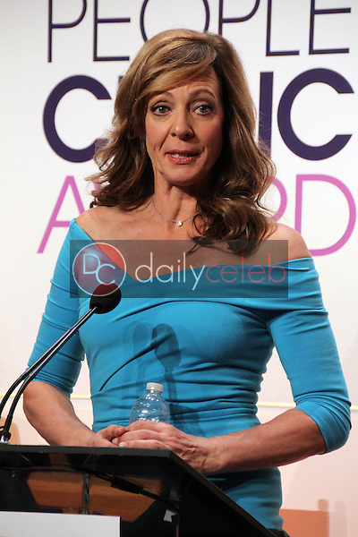 Allison Janney<br />
