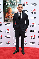 HOLLYWOOD, CA - NOVEMBER 12: Jamie Bell, at the Film Stars Don't Die In Liverpool Special Screening AFI Fest 2017 at the TCL Chinese Theatre in Hollywood, California on November 12, 2017. <br /> CAP/MPI/FS<br /> &copy;FS/MPI/Capital Pictures
