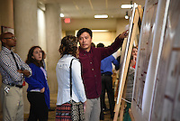 Research Day poster sessions.