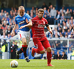 Kenny Miller and Ricky Foster