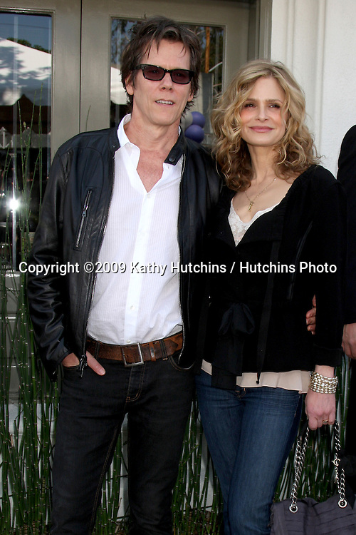Kevin Bacon & Kyra Sedgwick arriving at the 7th Annual John Varvatos Stuart House Benefit at the John Varvatos Store in West Hollywood, CA  on.March 8, 2009.©2009 Kathy Hutchins / Hutchins Photo...                .