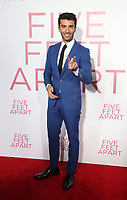 LOS ANGELES, CA - MARCH 7: Justin Baldoni, at The Premiere Of Lionsgate's &quot;Five Feet Apart&quot; at The Fox Bruin Theatre in Los Angeles, California on March 7, 2019. <br /> CAP/MPI/SAD<br /> &copy;SAD/MPI/Capital Pictures