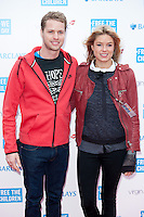 Sam and Isabella Branson at the We Day UK 2014 at Wembley Arena,  London. 07/03/2014 Picture by: Dave Norton / Featureflash