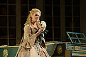 English National Opera presents THE BARBER OF SEVILLE, by Gioachino Rossini, directed by Jonathan Miller, at the London Coliseum. Picture shows: Kathryn Rudge (Rosina).