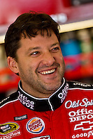 Tony Stewart..©F.Peirce Williams 2009.7-15 February  2009, Daytona Beach, Florida USA.
