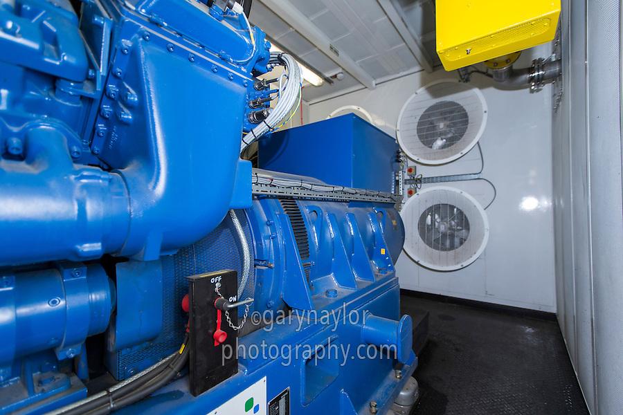 Gas engine & turbine - Anaerobic Digestion